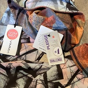 Reversible VIMMIA leggings NEW